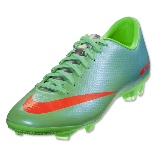 new concept ab652 ec022 Nike Voetbalschoenen Groen Oranje